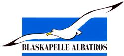 Blaskapelle Albatros Logo